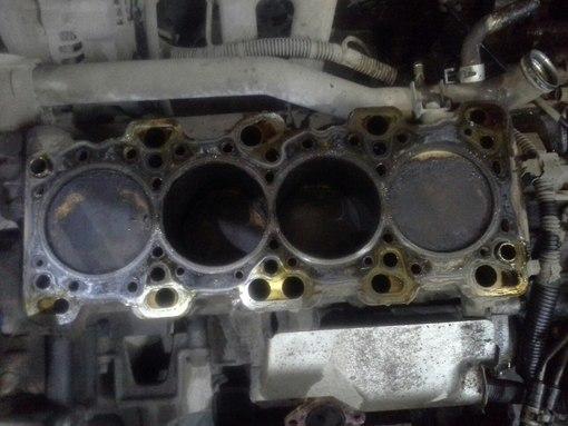 Ремонт двигателя на а/м Dodge