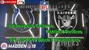 Indianapolis Colts vs. Oakland Raiders | NFL 2018-19 Week 8 | Predictions Madden NFL 19