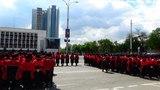 Парад Кубанского казачьего войска в Краснодаре - 2018