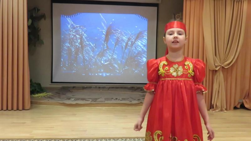 Мария Сколова. И.Мордовина. Россия. 13.12.17