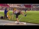 Boys' Shot Put final from the IAAF World U18 Championships Nairobi 2017