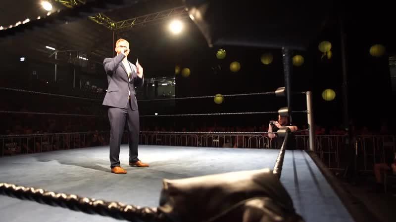 NJPW 19.02.2018 01 Robinson Henare vs Bucks