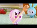 Малышарики - Развивающие мультики - Пчёлки 45 серия Для самых маленьких от 0 до 4 лет