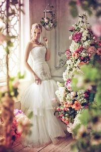Прокат платьев на свадьбу фото