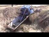 Улетная подборка грузовиков в грязи по жуткому бездорожью
