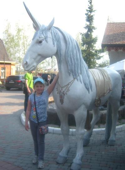 Полина Саввина, 26 июля 1999, Рязань, id227180244