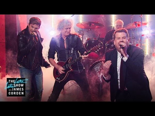 Front Man Battle w Queen Adam Lambert