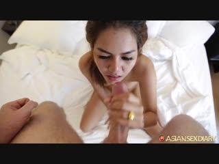 Kwan asian thai girl sex porno