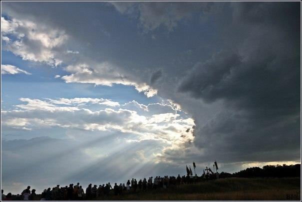 8 ДЕКАБРЯ 2013 года митинг В НОВОХОПЁРСКЕ против добычи никеля