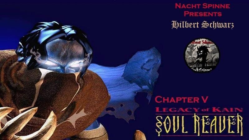 Soul Reaver Часть 5 Возвращение к Колоннам Гробница Охотников на вампиров Новая Способность
