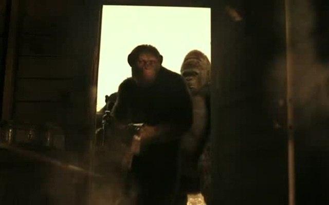Planet of the Apes в Останкино