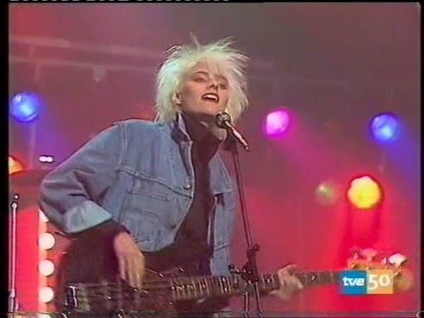 Til Tuesday What About Love Coming Up Close(Tocata) 11-03-87