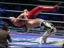 Andrade Cien Almas La Sombra vs Shinsuke Nakamura for the IWGP Intercontinental Championship