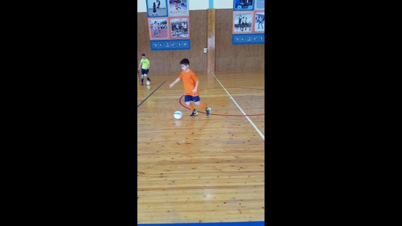 Работа с мячом по методике Вила Курвера 👍 хотите так же 😉 Тогда записывайтесь на первую бесплатную тренировку ⚽🏆 89220022207 Фут