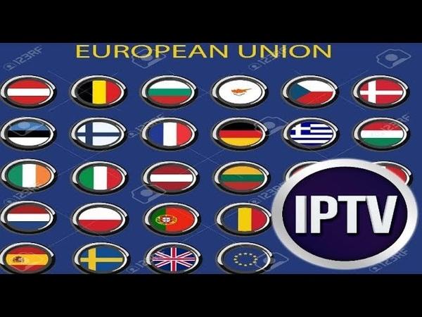 IPTV Links M3u European Playlists Daily updates 100% Working No Buffering
