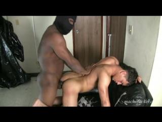 [MachoFucker] Black Butality (Osvaldo & Lindo)