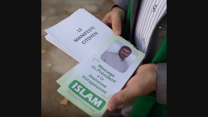 Neue ISLAM PARTEI in Belgien fordert Scharia !!