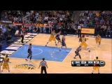 Evan Fournier 19 Points/4 Threes Full Highlights (1/9/2013)