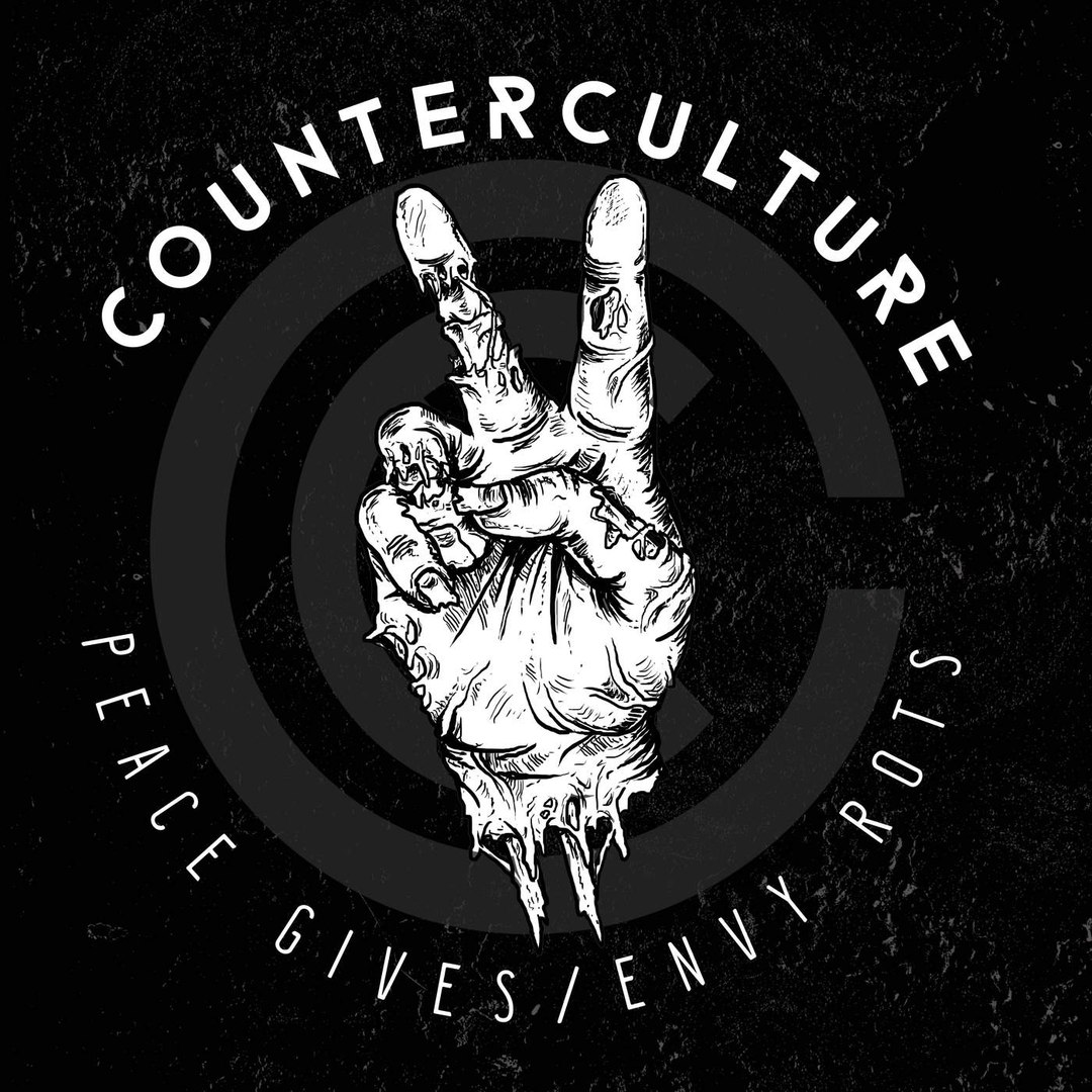 Counterculture - Peace Gives / Envy Rots (2016)