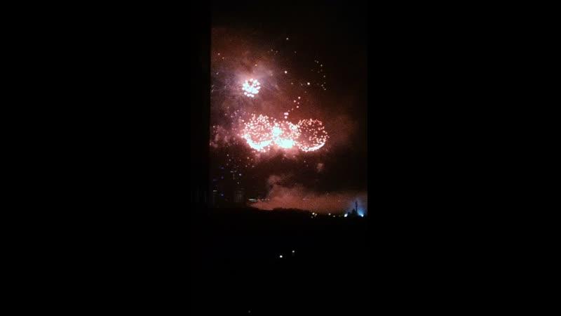 10 мая на Поклонной горе. Салют в честь 75-летия освобождения Севастополя Победа Севастополь