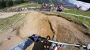 Gee Atherton Leogang DH World Cup Finals 2018 on GoPro