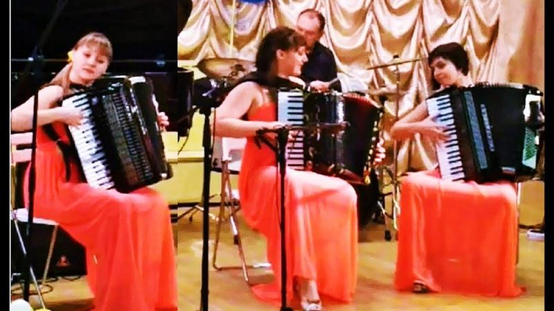 Г.Ринкявичус Кубинские народные мелодии Трио SUN SCHIN (Преподаватели ДМШ №3 г.Новосибирска