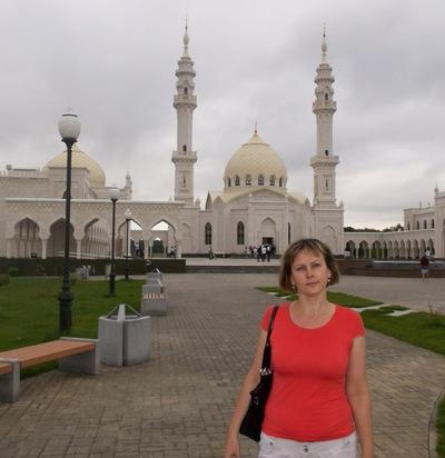 Наталья Красильникова, 10 февраля , Ульяновск, id139781584