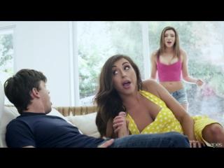 Christiana Cinn, Tiffany Watson - Birthday Surprise [HD porn, Teen, Mom, Milf, Lesbian, Blowjob, FFM, INCEST, Taboo, Family Sex,