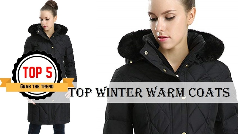 Best Winter Coats For Women Warm Your Winter in 2019 With Amazon Affordable Cheap Coats