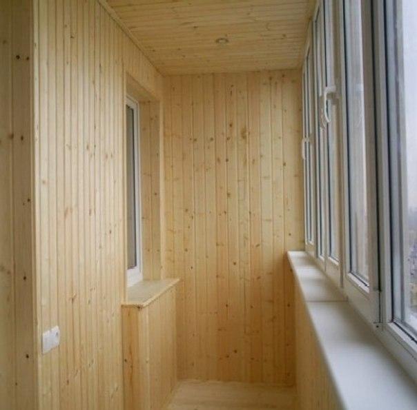 Отделка балконов и лоджий под ключ в Брянске – «Строй
