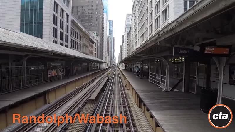 CTA Ride the Rails- Orange Line