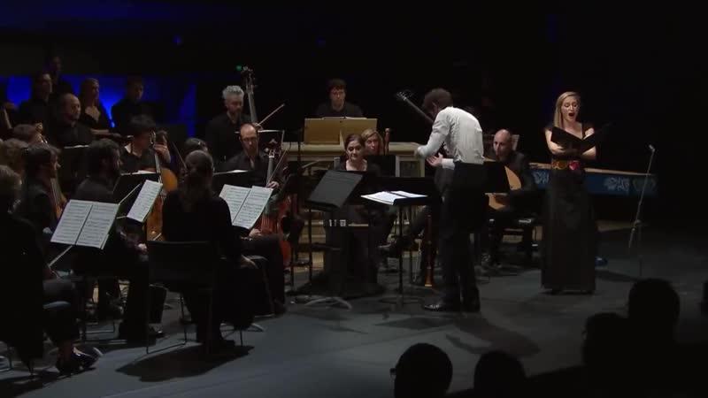 Bach - Cantata BWV 51 «Jauchzet Gott in allen Landen», Sabine Devieilhe Raphaël Pichon