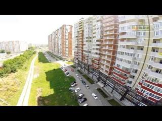 ЖК Новый город Краснодар, Жилой комплекс Новый город с высоты птичьего полета
