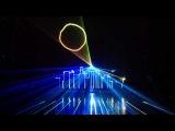 Лазерное шоу подготовленое командой 1show.by к дню города Барановичи