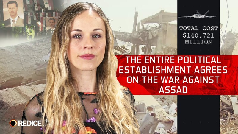 The Entire Political Establishment Agrees On The War Against Assad