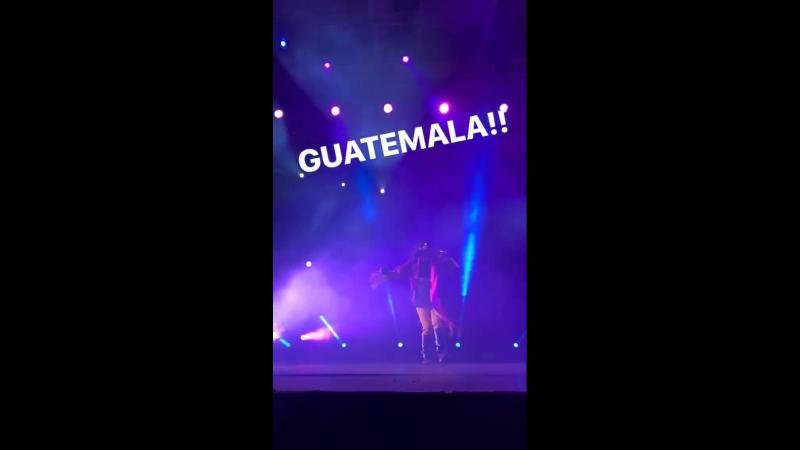 9.10.2018, Guatemala City, Guatemala, Fórum Majadas
