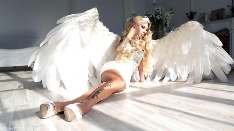 Backstage. Angel (Director Mitya Belik). No filter