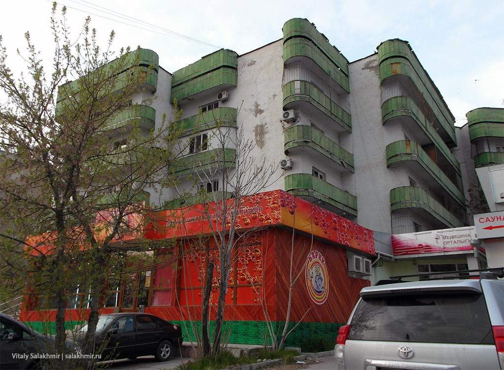 Архитектура в Шымкенте, 2019