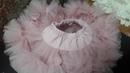 Комплект для девочки на годик - пышная юбка и бодик бусики и повязка Интернет магазин Eli-