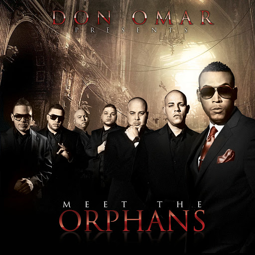 Don Omar альбом Meet The Orphans (International Version)