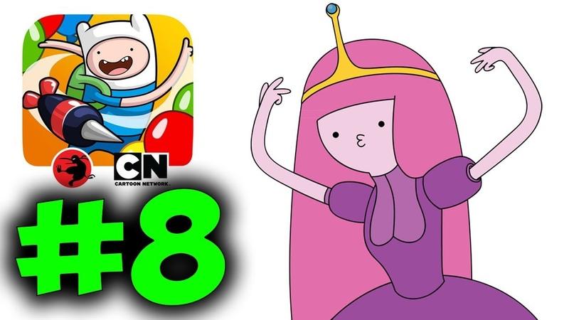 Прохождение Bloons Adventure Time TD - Часть 8. Уже не так легко, как раньше (Android, iOS)