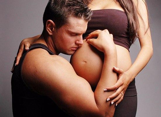 куни для беременных фото