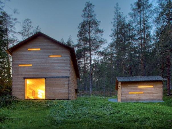 Дом в лесу (Германия)