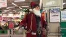 Продаётся Санта Клаус или как О-кей поздравляет покупателей с Новым годом