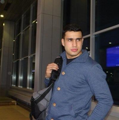 Азиз Алиев, 8 октября , Калининград, id206018008