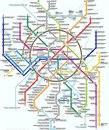 Власти Москвы перенесли срок размещения новых схем московского метро в вестибюлях и вагонах на 7.06.2013.