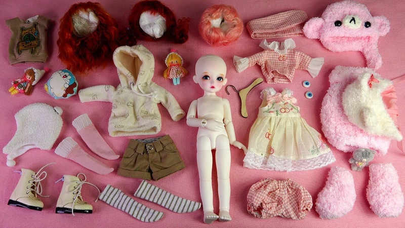 ★구체관절인형 루츠 허니델프 하나엘 개봉후기★Ball Jointed Doll HONEY DELF HANAEL Unboxing/かわいい球体関節人形
