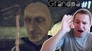 ДЕДУШКА С ГРАБЛЯМИ ВКЛЮЧАЕТ АГРЕССИЮ Grandpa 1