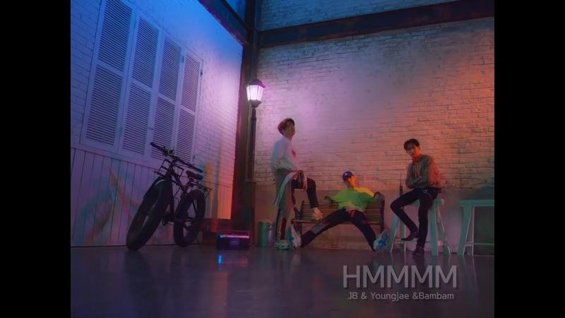 GOT7 (뽐퉤뱀) - HMMMM MV