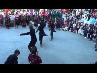 Georgian Dance greece halkidiki ansambli qoruli saberdznetshi - ანსამბლი ქორული საბერძნეთში